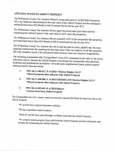 Exhibit J Propertytax Record Cards Williamson County-illinois Il Property Tax Fraud 0243