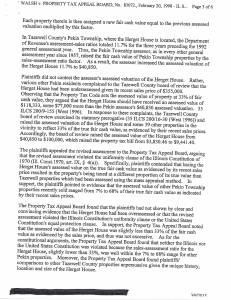 Exhibit J Propertytax Record Cards Williamson County-illinois Il Property Tax Fraud 0247