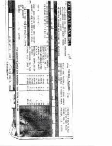 Exhibit J Propertytax Record Cards Williamson County-illinois Il Property Tax Fraud 0264