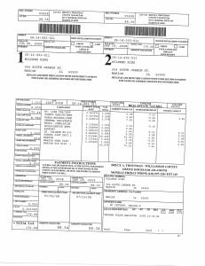 Exhibit N Property Tax Record Cards Williamson County-illinois Il Property Tax Fraud 0441