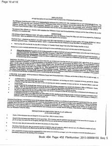 Exhibit S Property Tax Record Cards Williamson County-illinois Il Property Tax Fraud 0088
