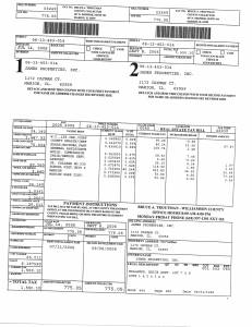 Exhibit S Property Tax Record Cards Williamson County-illinois Il Property Tax Fraud 0141