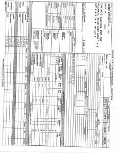 Exhibit S Property Tax Record Cards Williamson County-illinois Il Property Tax Fraud 0149