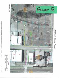 Exhibit U Property Tax Record Cards Williamson County-illinois Il Property Tax Fraud