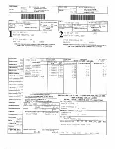 Exhibit U Property Tax Record Cards Williamson County-illinois Il Property Tax Fraud 0033