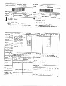 Exhibit V Property Tax Record Cards Williamson County-illinois Il Property Tax Fraud 0205