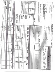 Exhibit Y Property Tax Record Cards Williamson County-illinois Il Property Tax Fraud 0299