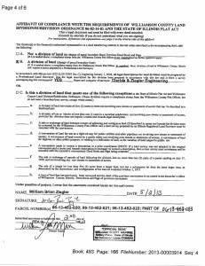 Exhibit Z Tax-Bills Tax Record Cards Williamson County-illinois Il Property Tax Fraud 0316
