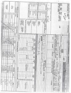 Exhibit Z Tax-Bills Tax Record Cards Williamson County-illinois Il Property Tax Fraud 0330