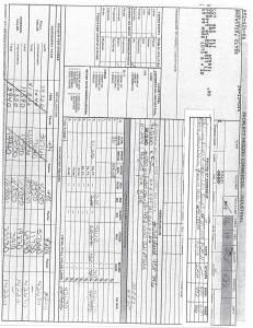 Exhibit Z Tax-Bills Tax Record Cards Williamson County-illinois Il Property Tax Fraud 0333