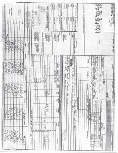 Exhibit Z Tax-Bills Tax Record Cards Williamson County-illinois Il Property Tax Fraud 0336
