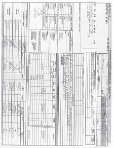 Exhibit Z Tax-Bills Tax Record Cards Williamson County-illinois Il Property Tax Fraud 0337