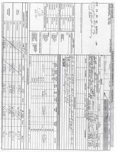 Exhibit Z Tax-Bills Tax Record Cards Williamson County-illinois Il Property Tax Fraud 0338